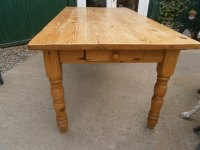 Antiques Atlas - Pine Farmhouse Table