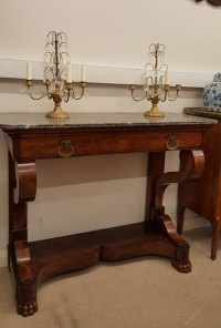 French Console Table - Antiques Atlas