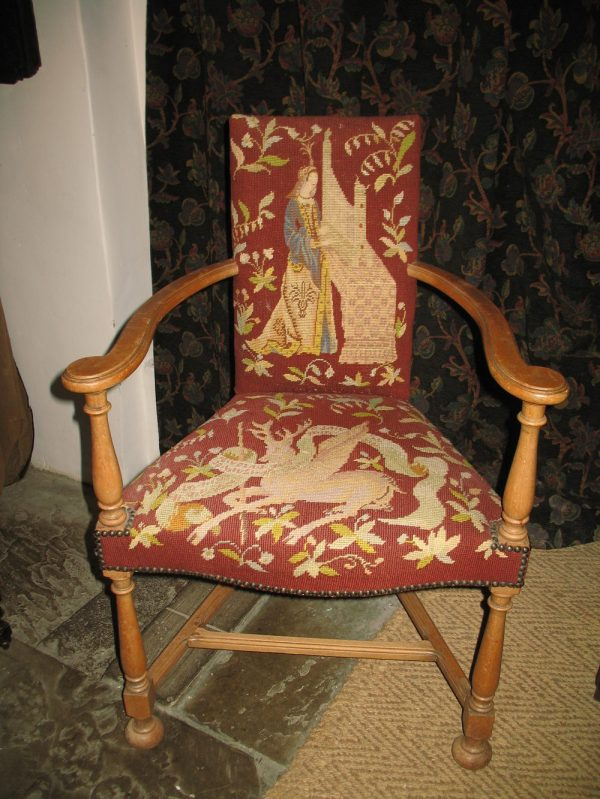 Medieval Style Chairs - Antiques Atlas