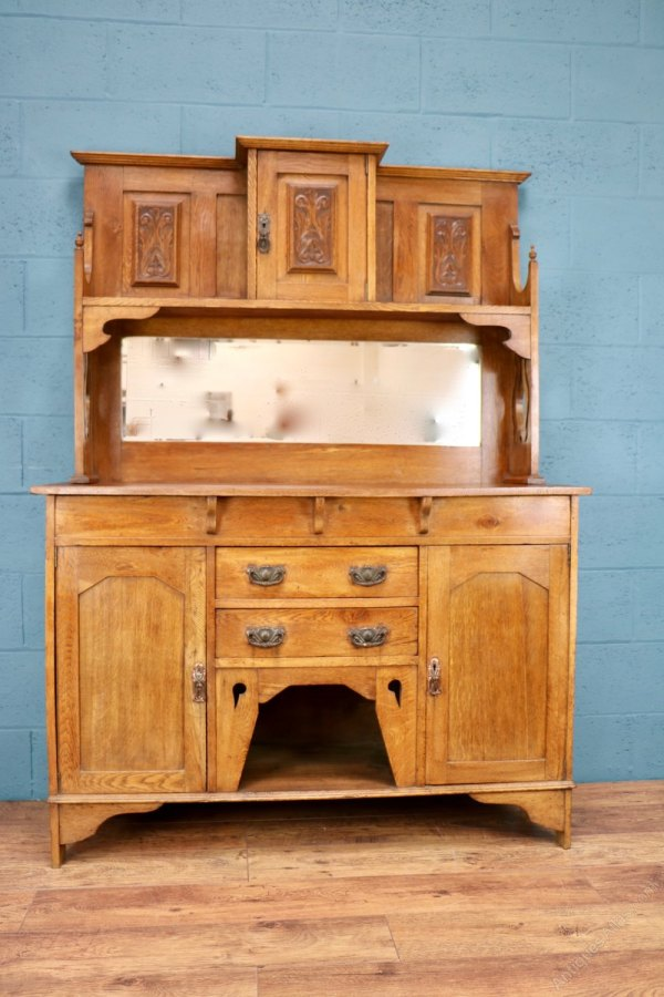 Arts and Crafts Sideboard Antique
