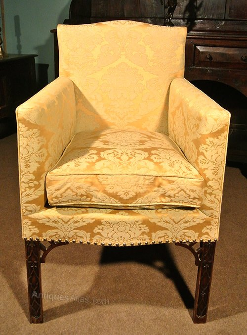 chinese chippendale chairs uk reclining adirondack very fine 18thc chair c.1765 - antiques atlas