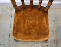 Exceptional Set Of Six Farmhouse Dining Chairs - Antiques ...