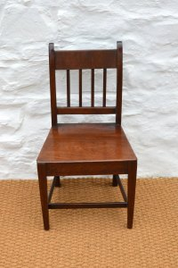 Set Of George III Farmhouse Dining Chairs - Antiques Atlas