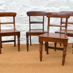 Oak Farmhouse Chairs Swing Chair With Stand Ikea Set Of Welsh Dining Antiques Atlas