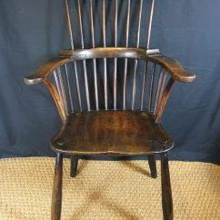 Antique Windsor Chairs Diy Hanging Chair Pretty Country Comb Back 18thc Antiques Atlas