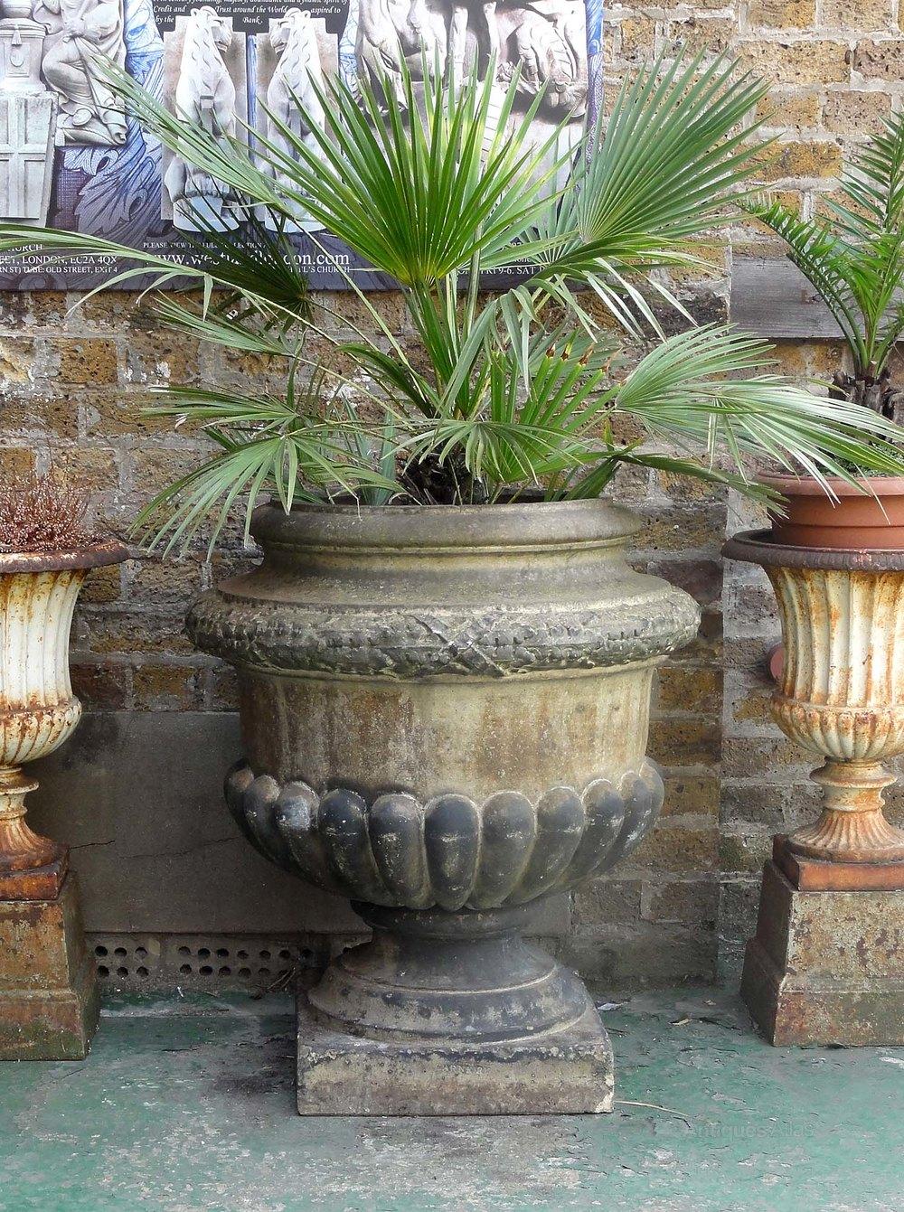 Large Garden Urns