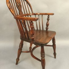 Z Chair For Sale Motion Simulator Fine Yew Wood Windsor Rockley Maker - Antiques Atlas