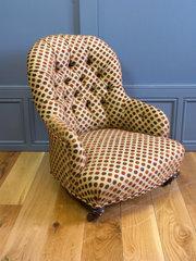 Antique Nursing Chairs