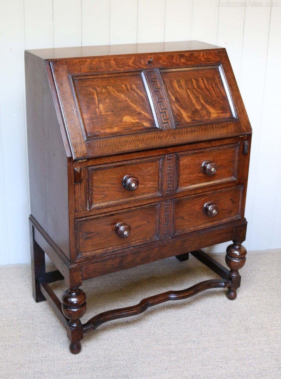 Antique Oak Furniture From 1920s