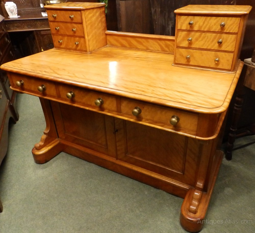 Victorian Desk  Antiques Atlas