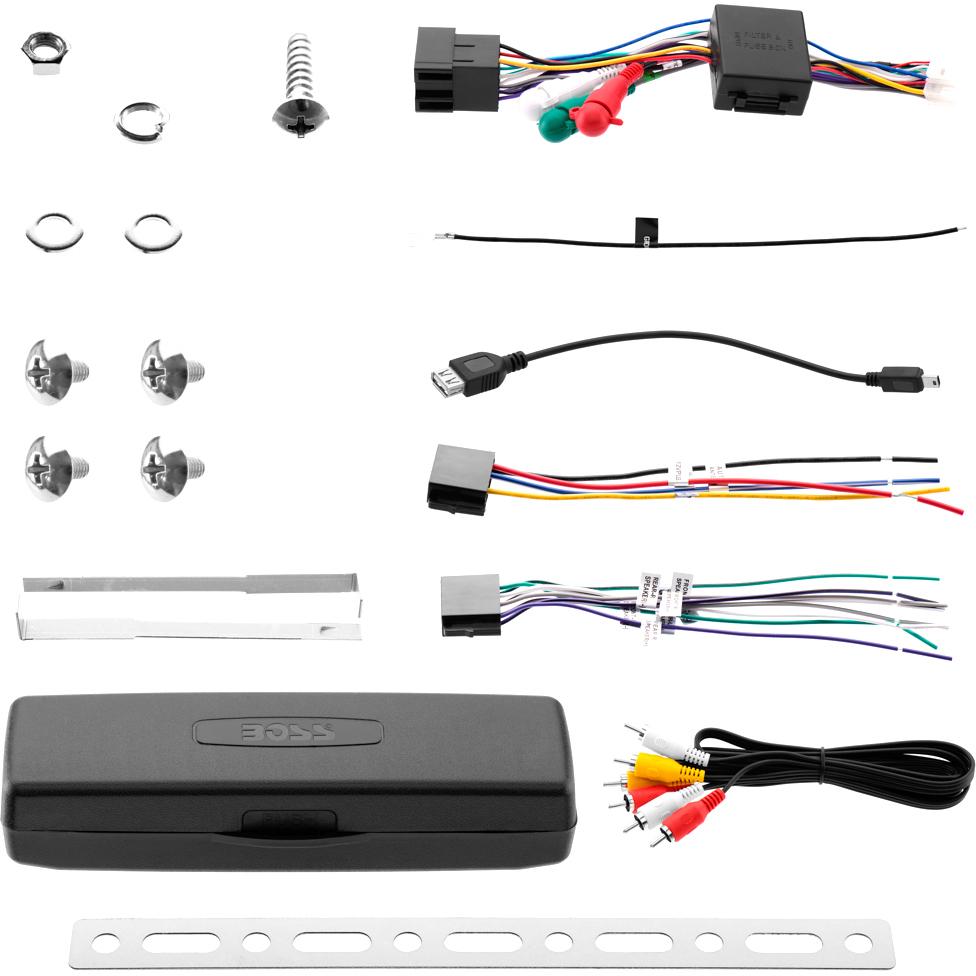 medium resolution of boss bv9986bi radio wiring library of wiring diagrams u2022 boss bv9976 wiring diagram
