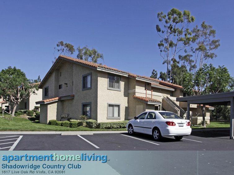 Shadowridge Country Club Apartments  Vista CA Apartments For Rent