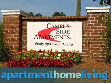 Campus Side ApartmentsStudent Living Augusta  Augusta Apartments For Rent  Augusta GA