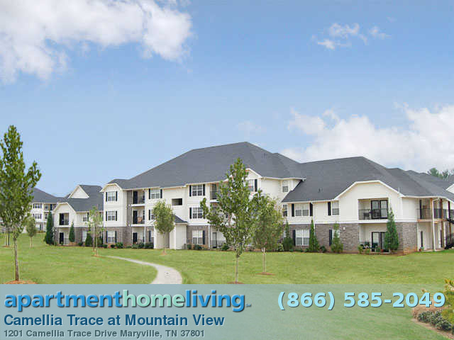 Camellia Trace at Mountain View Apartments  Maryville