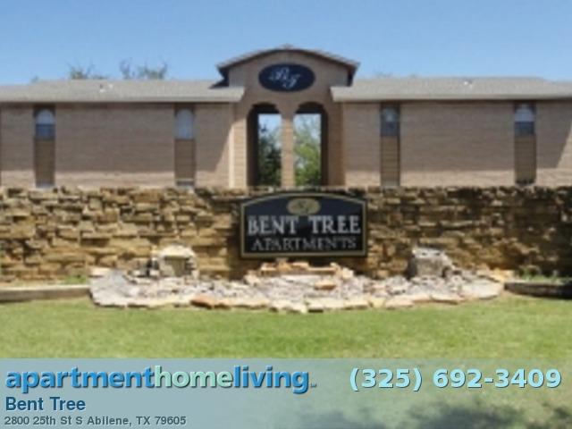 Bent Tree Apartments  Abilene Apartments For Rent  Abilene TX