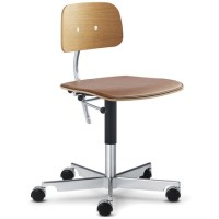 A+R Store - Kevi Chair 2533: Wood - Product Detail