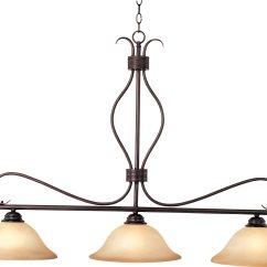 Oil Rubbed Bronze Kitchen Island Lighting Pull Out Shelves Maxim 10127wsoi Basix Modern Contemporary