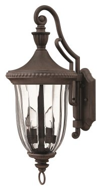 Hinkley Lighting 1244MN Oxford Traditional Outdoor Wall ...
