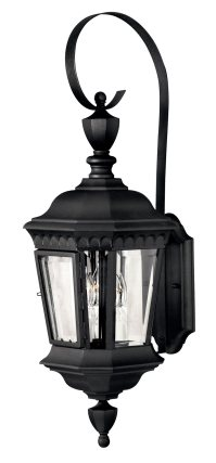 Hinkley Lighting 1704BK Camelot Traditional Outdoor Wall ...
