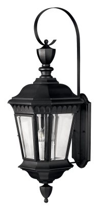 Hinkley Lighting 1705BK Camelot Traditional Outdoor Wall ...
