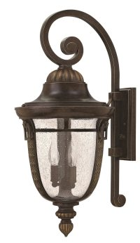 Hinkley Lighting 2905RB Key West Large Outdoor Wall Sconce ...