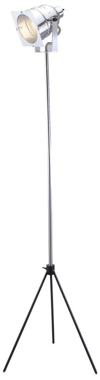 Adesso 3051-22 Spotlight Contemporary Floor Lamp AD-3051-22