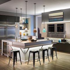 Kichler Kitchen Lighting Cabinets On A Budget 42044ch Everly Transitional Pendant Light