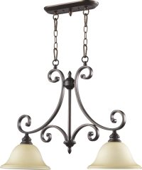 Quorum Lighting 6554-2-86 Bryant Traditional Kitchen ...