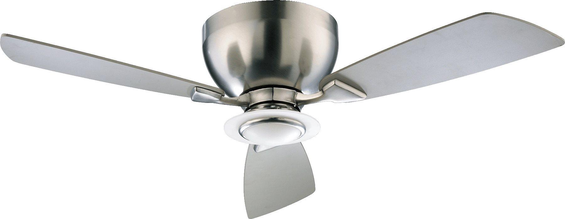 Quorum Lighting Nikko 44 Contemporary Hugger Ceiling Fan  eBay