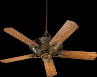 "Quorum Lighting 83565 Salon 56"" Traditional Ceiling Fan QR ..."