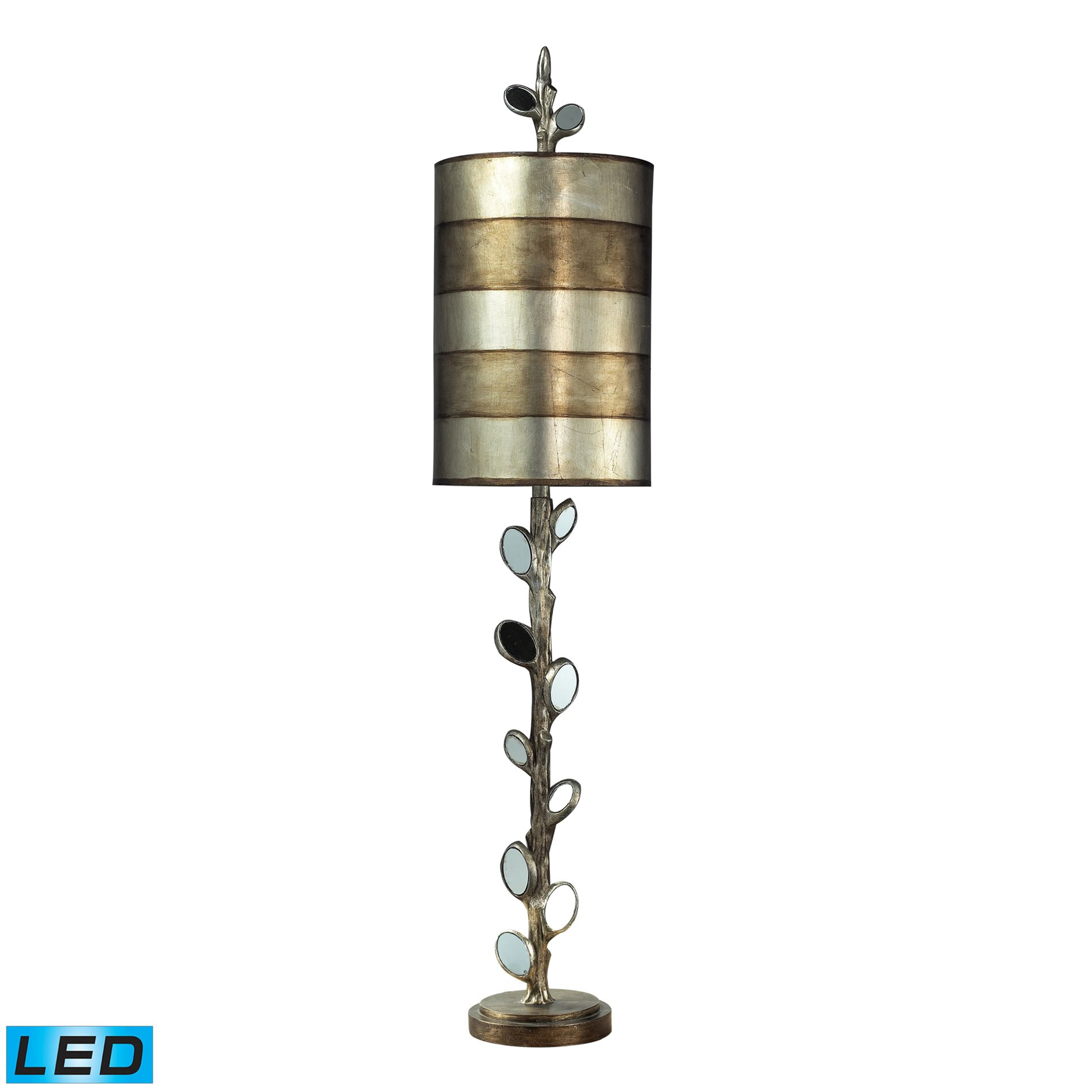 Moreno Modern / Contemporary Buffet Table Lamp