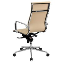 Flash Furniture BT-9826H-TAN-GG Office Chairs Leather ...