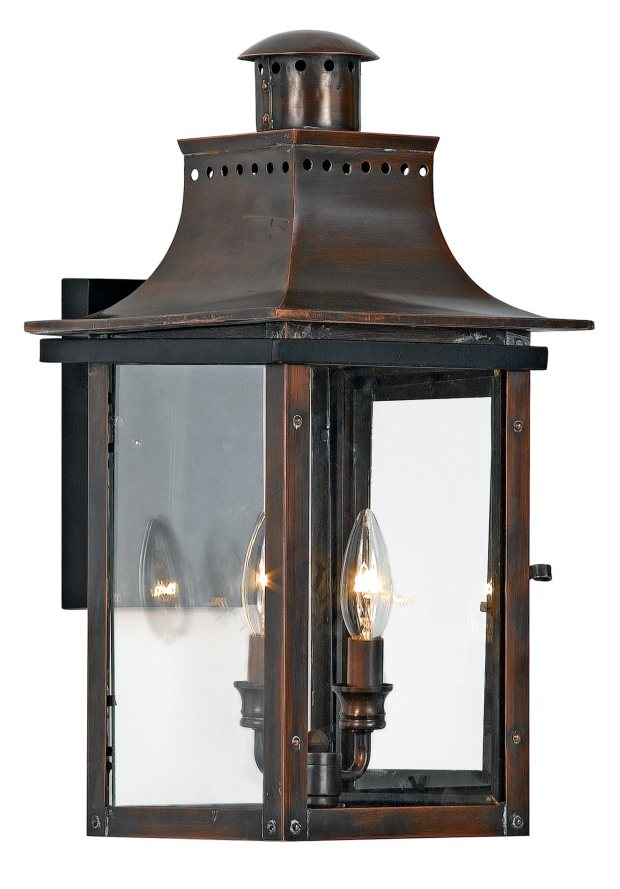 Outdoor Traditional Wall Sconces