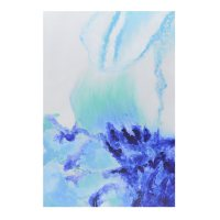 Crestview Collection CVBZWF035 Wave Peaceful Water ...