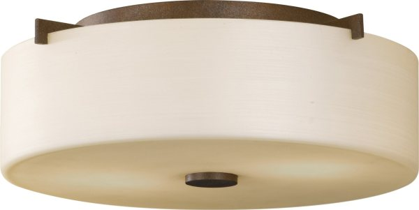 Murray Feiss Fm313cb Sunset Drive Transitional Flush Mount