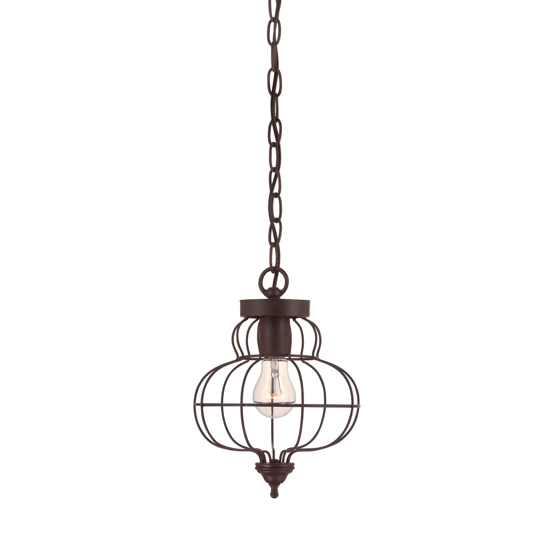 Quoizel Lla Ra Laila Traditional Pendant Light Qz Lla Ra
