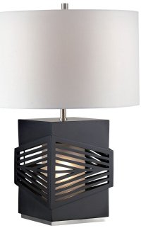 Nova Lighting 1010314 Redact Modern / Contemporary Table ...