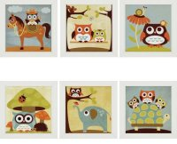 Charmers Transitional Framed Wall Art / Wall Decor (Set of ...