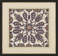 Paragon Picture Gallery 7374 Persian Tiles III Traditional ...