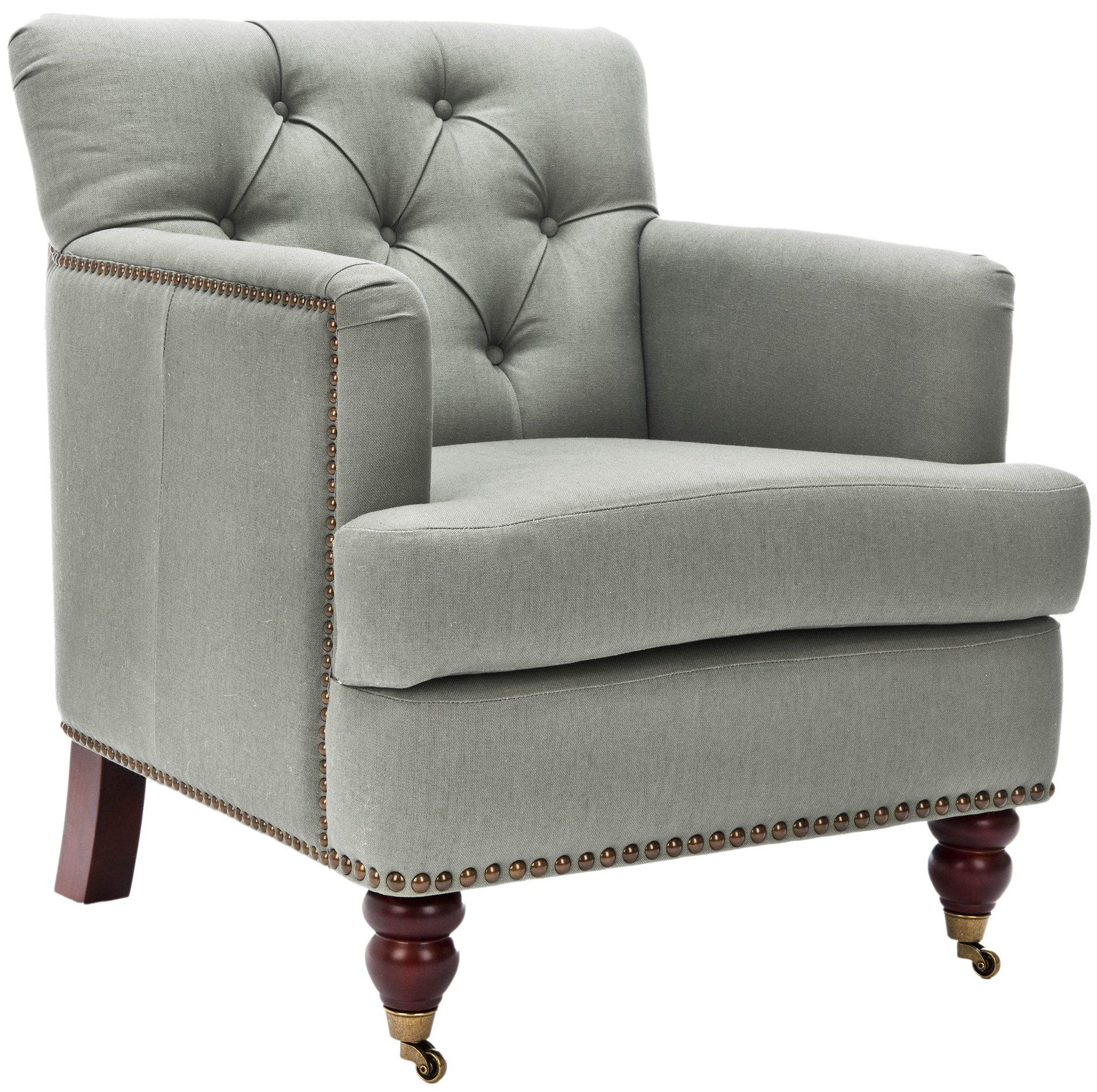 safavieh colin tufted club chair steel flipkart hud8212d sfv