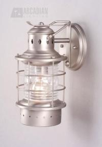 Vaxcel Lighting OW37051BN Nautical Transitional Outdoor ...