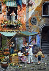 Prezzi e stime delle opere di Francesco Vassetti
