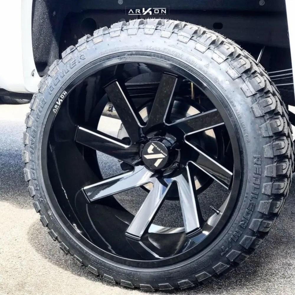 medium resolution of 10 2018 silverado 1500 chevrolet mcgaughys suspension lift 85in arkon off road lincoln black