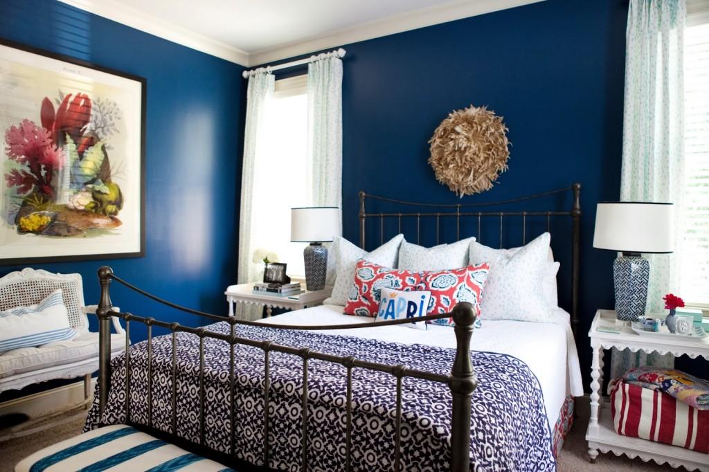 Azul Royal Decorao  Arquidicas