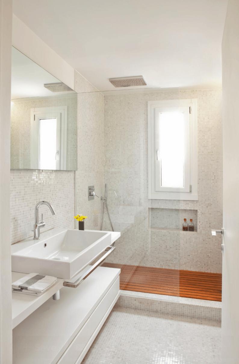 30 Modelos de Banheiros de Inspirao  Arquidicas