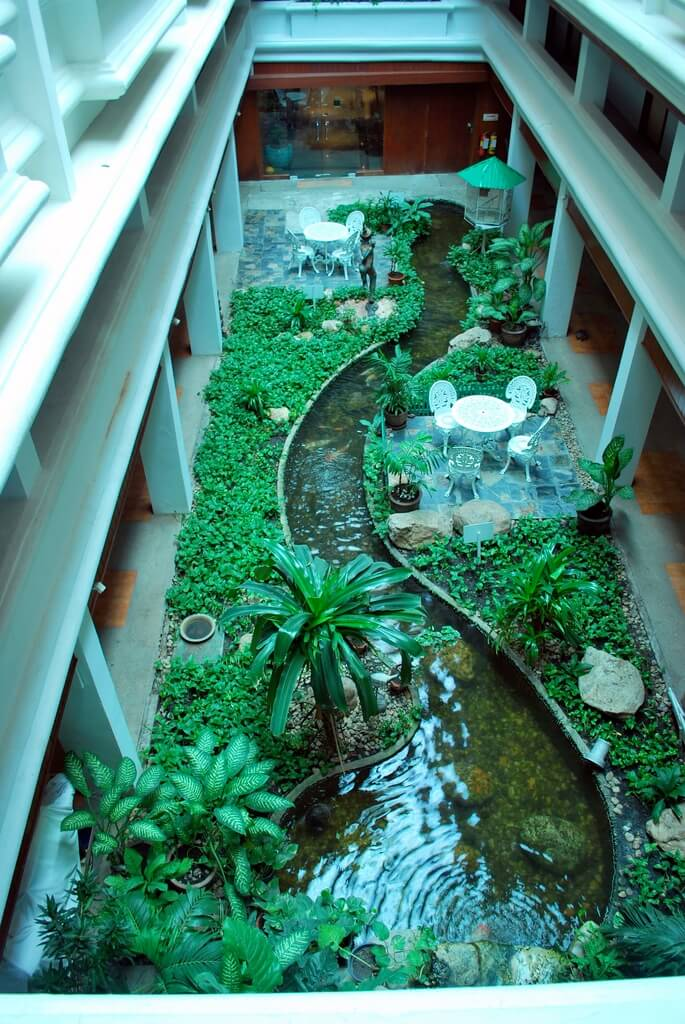 Artificial Koi Pond Plants