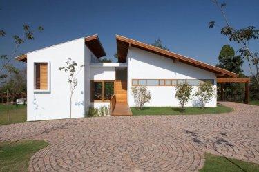 Casas Simples Com Area