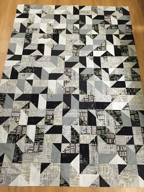 Black And White Geometric Quilt : black, white, geometric, quilt, Spirit, Designs:, Maday, Delgado, Artist, Website