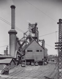 Central Furnaces of U. S. Steel's American Steel & Wire ...