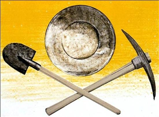 Tools Gold Digging